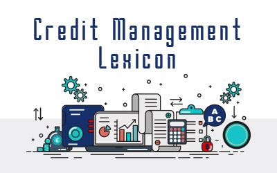 Credit Management Lexicon in 5 languages