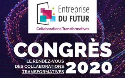 URIOS présent au Congrès de l'Entreprise DU FUTUR