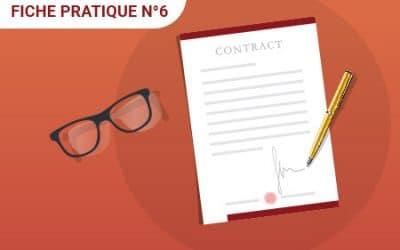 Négocier le contrat de vente et sécuriser le risque client