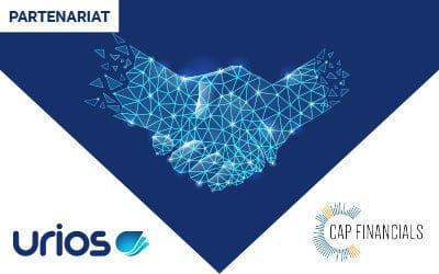 Un partenariat entre URIOS et CAP FINANCIALS