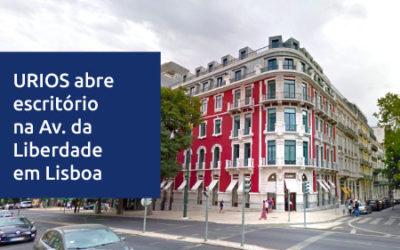 URIOS abre novo escritório na Av. da Liberdade em Lisboa